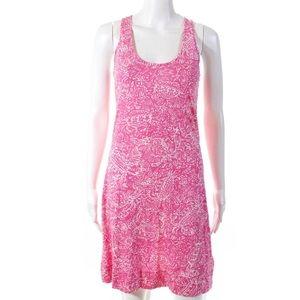 LILLY PULITZER Cordon Dress Hotty Pink Get Crackin
